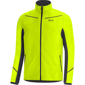GORE WEAR R3 Gore-Tex Infinium Partial Jacket Men neon yellow/black
